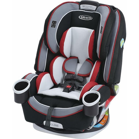 Graco 4ever All-in-One Car Seat (Cougar)-Convertible Car Seat-Supreme Stroller