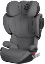 Cybex Solution Z-Fix Booster Cat Seat (Manhattan Grey)