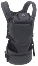 Contours Love® 3 Position Baby Carrier (Charcoal)