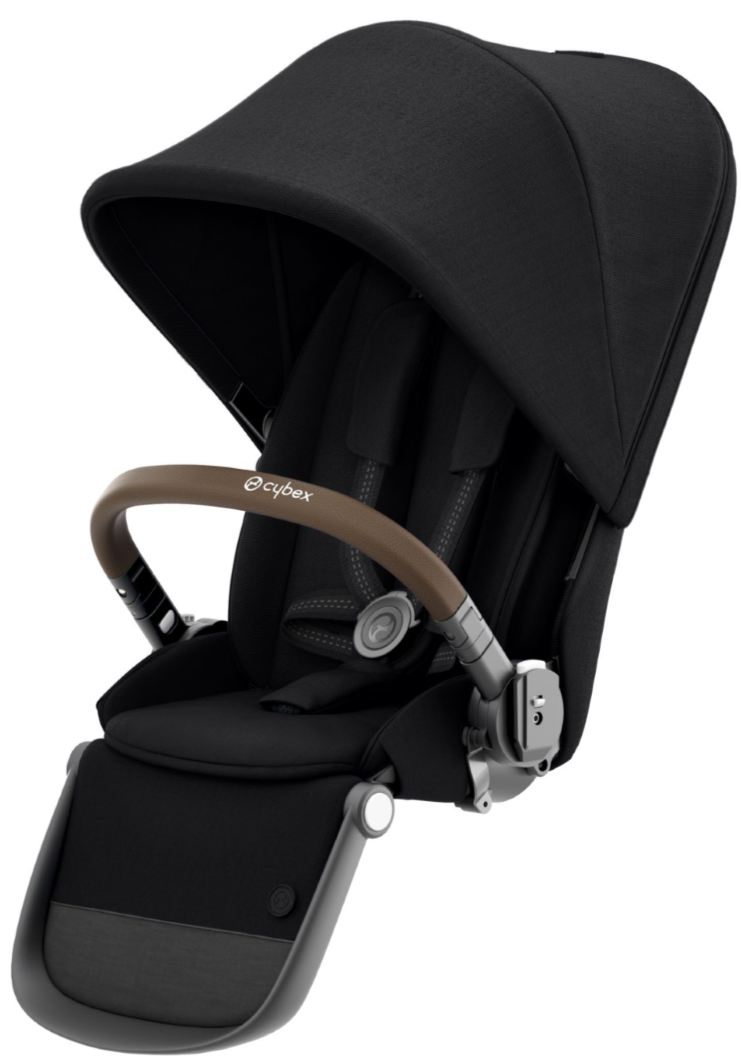 Cybex GAZELLE S SEAT UNIT (Deep Black)