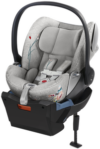 Cybex Cloud Q with SensorSafe™ Koi Infant Car Seat (Mid Grey)
