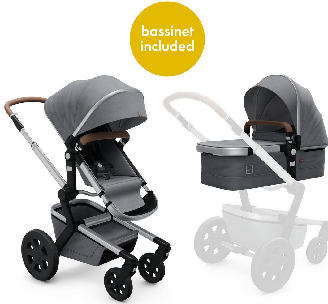 Joolz Day3 Complete Stroller (Gorgeous Grey)