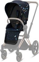 Cybex Priam Jewel of Nature Seat Pack (Blue)