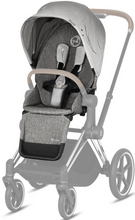Cybex Priam Koi Seat Pack (Mid Grey)