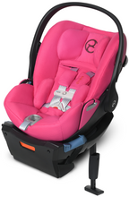 Cybex Cloud Q with SensorSafe™ Infant Car Seat (Passion Pink)