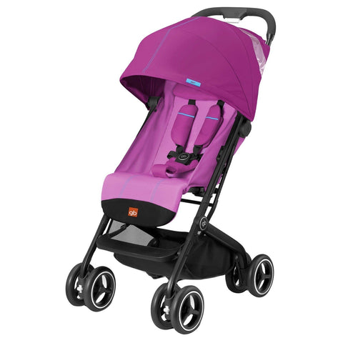 GB QBit Plus (Posh Pink)-GB-Supreme Stroller