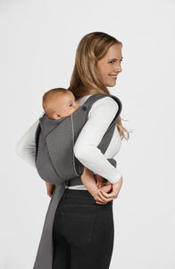 Cybex YEMA Tie Denim Carriers (Manhattan Grey)