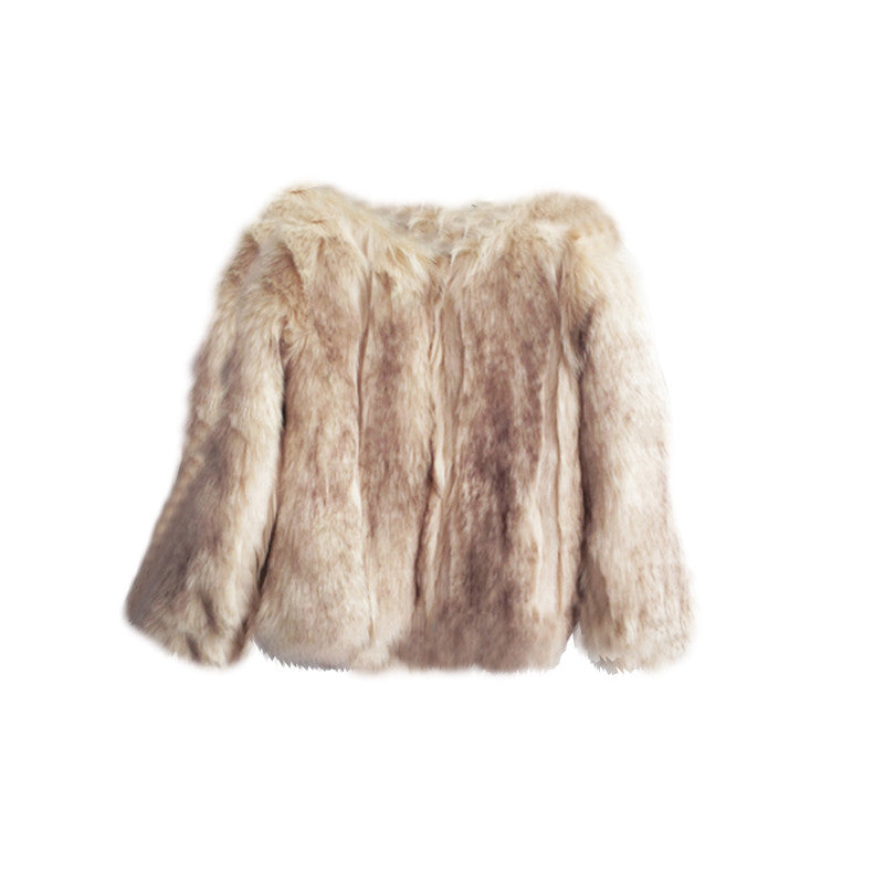 The Polar - Faux Fur Jacket