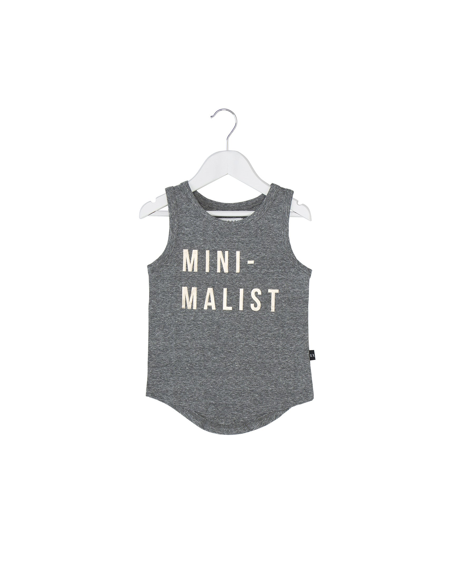 Mini-Malist Drop Back Singlet