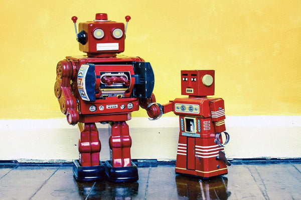 Machine parenting – can machines do it better?