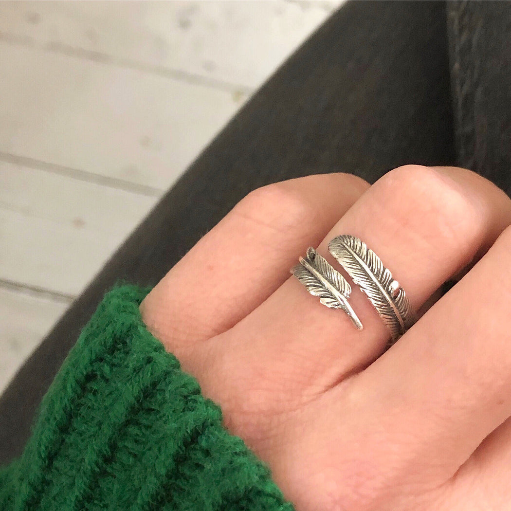MEJSE SILVER RING