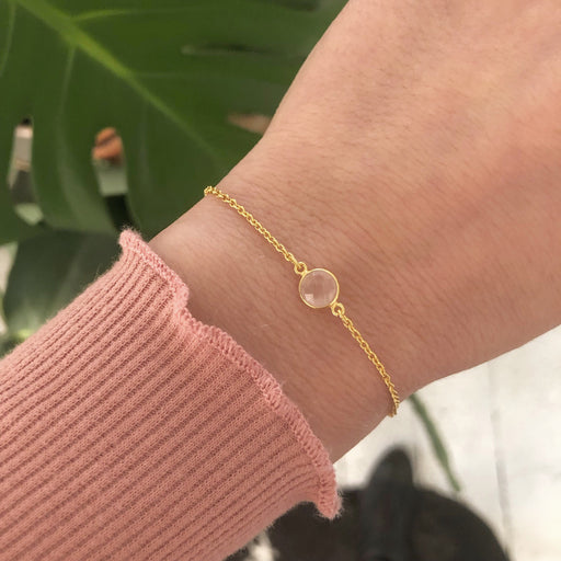 EVA MINI ROSE GOLDEN BRACELET