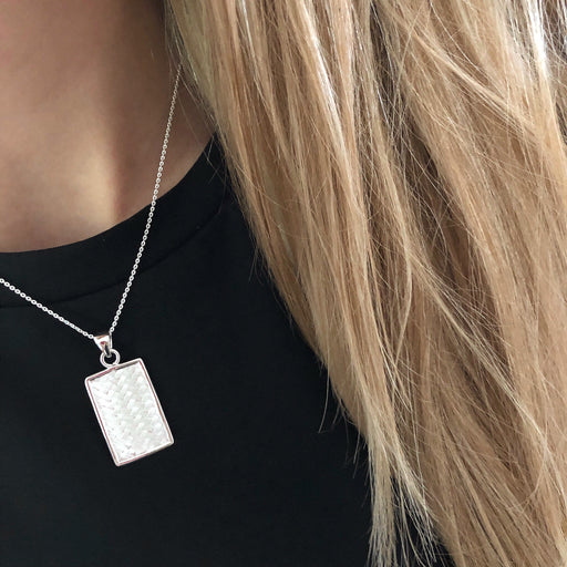MAJA SILVER NECKLACE