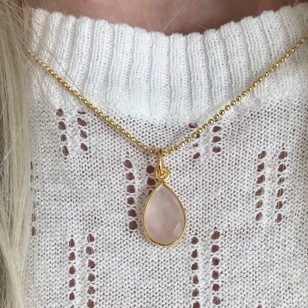 ELLA ROSE GOLDEN NECKLACE