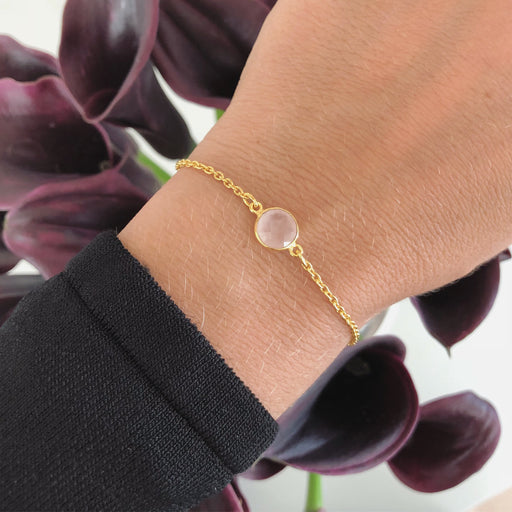 EVA ROSE GOLDEN BRACELET