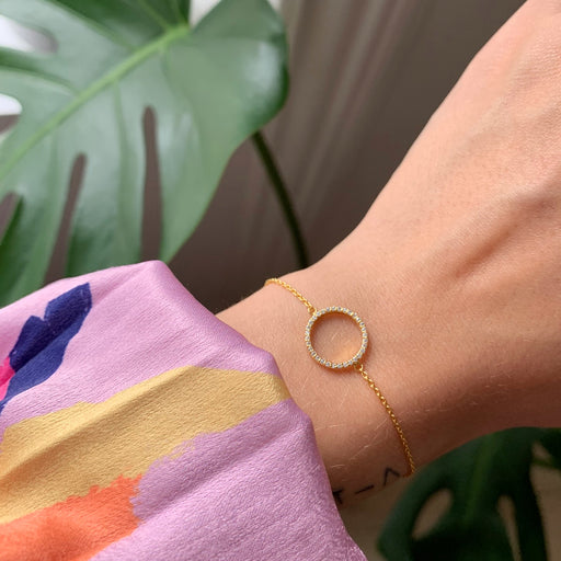 WINNI GOLDEN BRACELET