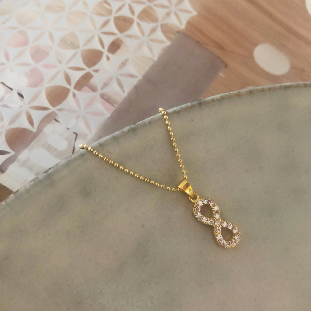 ANNELINE GOLDEN NECKLACE