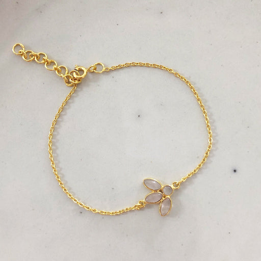 OLIVIA ROSE GOLDEN BRACELET
