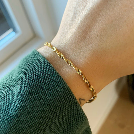 AMY GOLDEN BRACELET