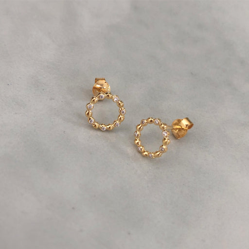 ALBERTE MINI GOLDEN EARRING