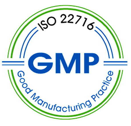 ISO 22716 GMP Good Manifacturing Practice