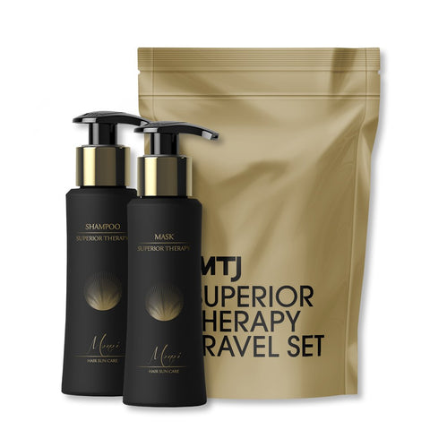 MTJ Monoi Travel Set