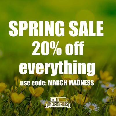 The Four Best Chronic Illness Spring Gear Items for 2018 - Spring Sale