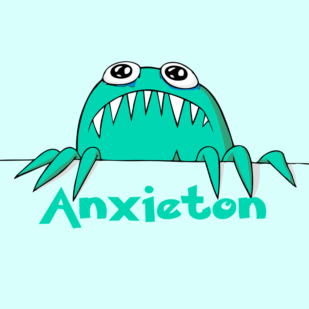Anxiety Monster
