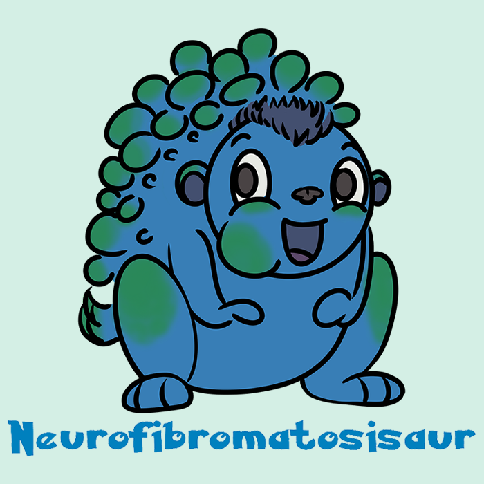 Neurofibromatosis monster
