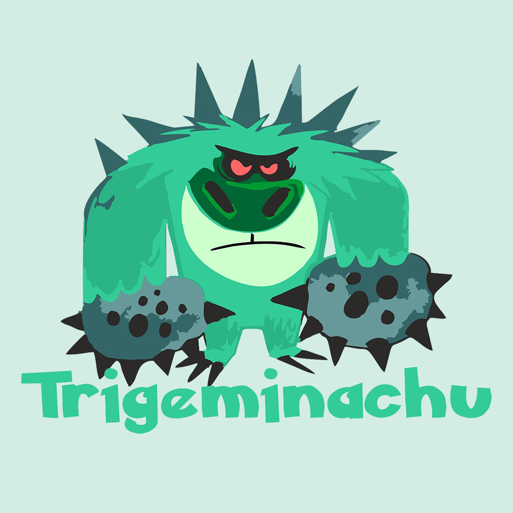 Trigeminal Neuralgia Monster