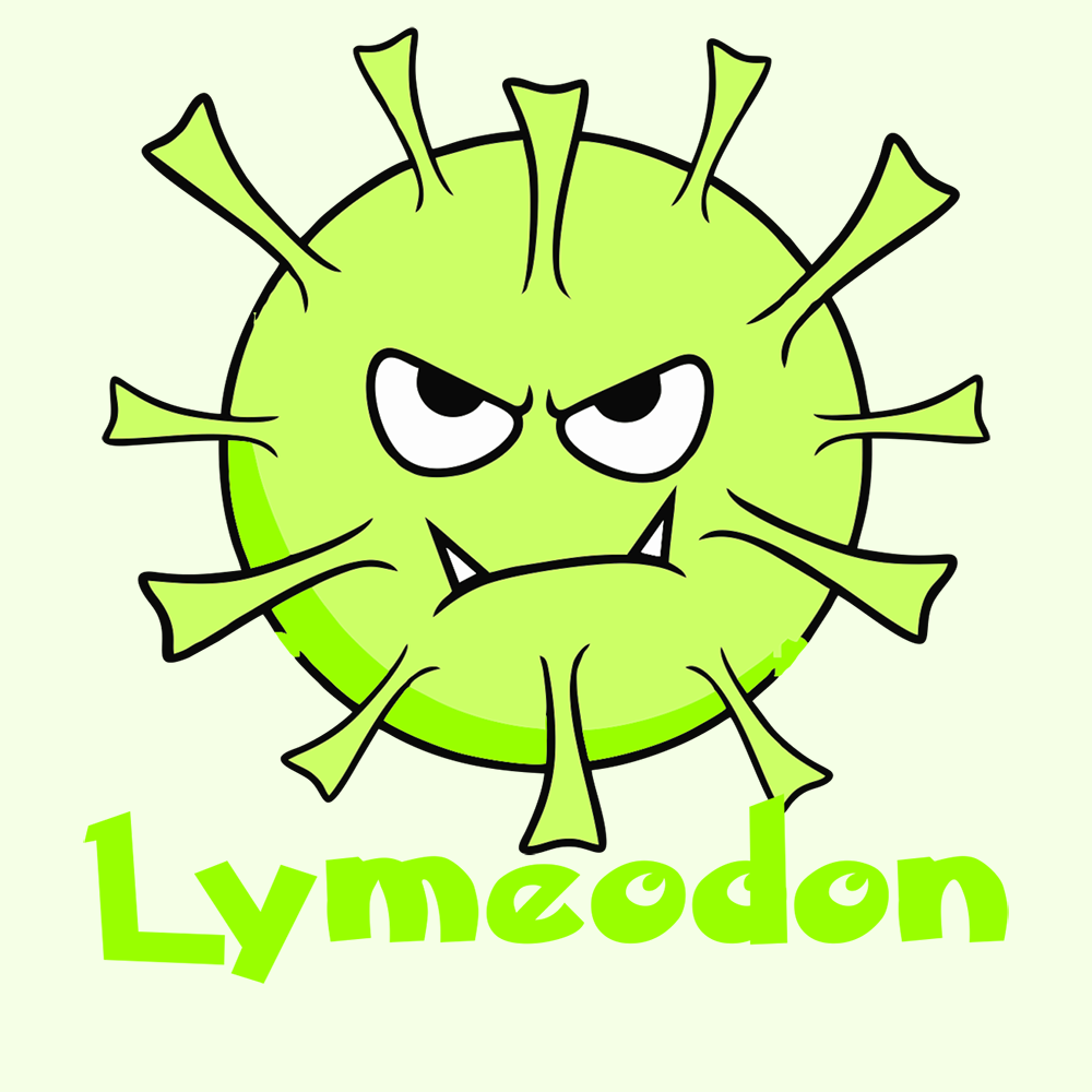 Lyme Disease Monster