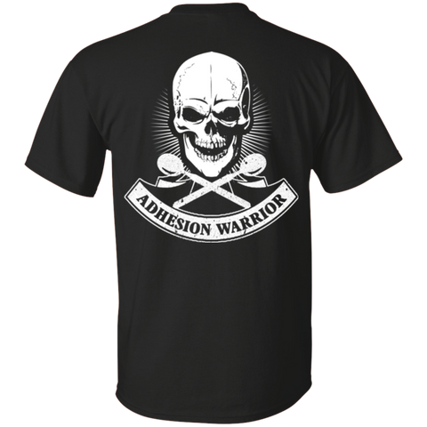 Adhesion Warrior Skull Unisex Shirt