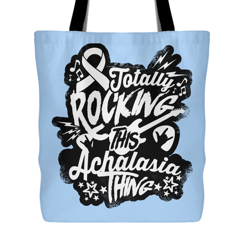 Rocking Achalasia Overnight Bag