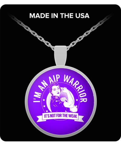 AIP Warrior NFTW Necklace