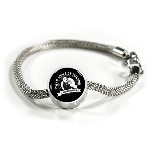Adhesion Warrior NFTW Luxury Charm Bracelet