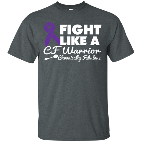 Fight Like a CF Warrior Unisex Shirt