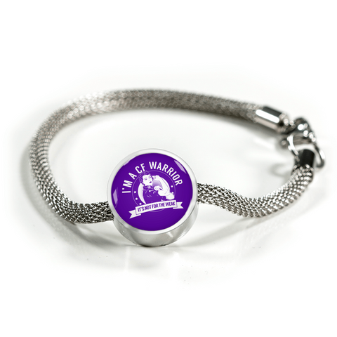 CF Warrior NFTW Luxury Charm Bracelet