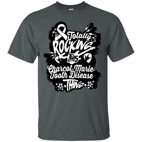 Rocking Charcot-Marie-Tooth Disease Unisex Shirt