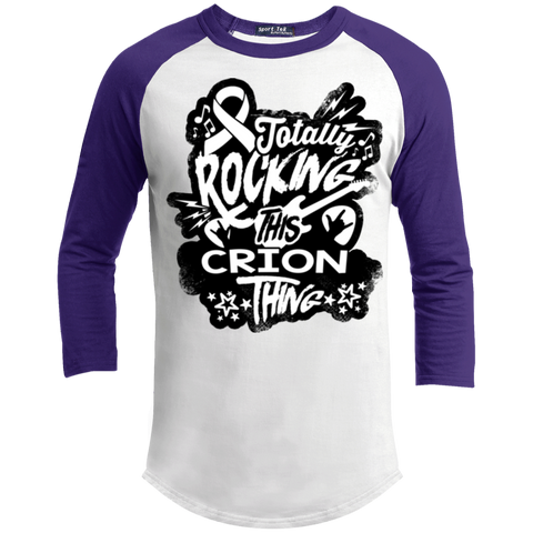 Rocking CRION Baseball Shirt