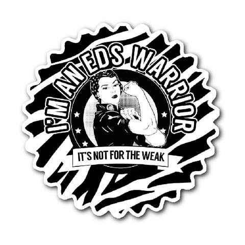 EDS Warrior NFTW Sticker