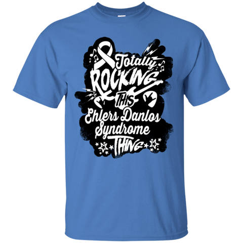 Rocking Ehlers Danlos Syndrome Unisex Shirt