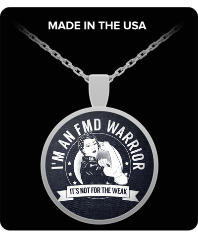 FMD Warrior NFTW Necklace