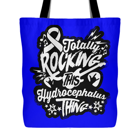 Rocking Hydrocephalus Overnight Bag