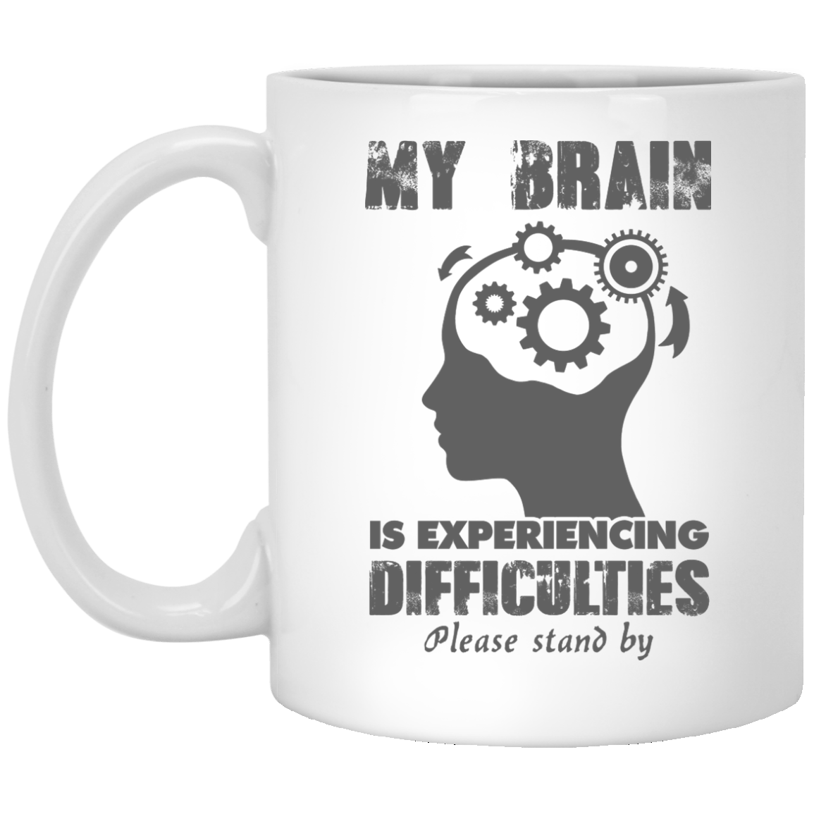 Accessories - Brain Fog 11 Oz. Mug