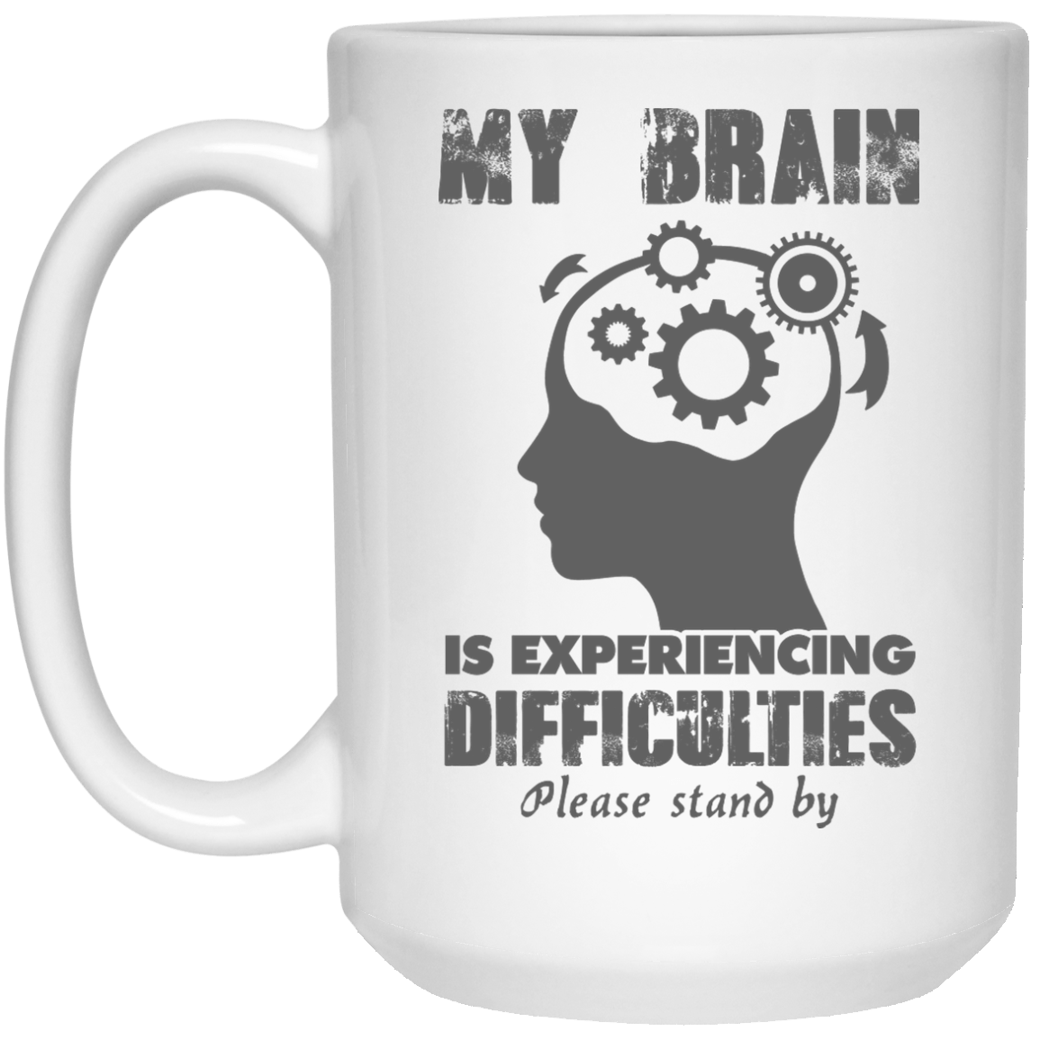 Accessories - Brain Fog 15 Oz. Mug