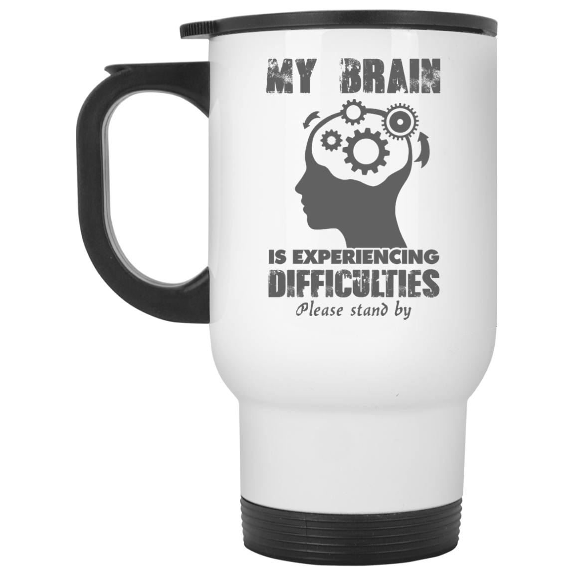 Accessories - Brain Fog Travel Mug