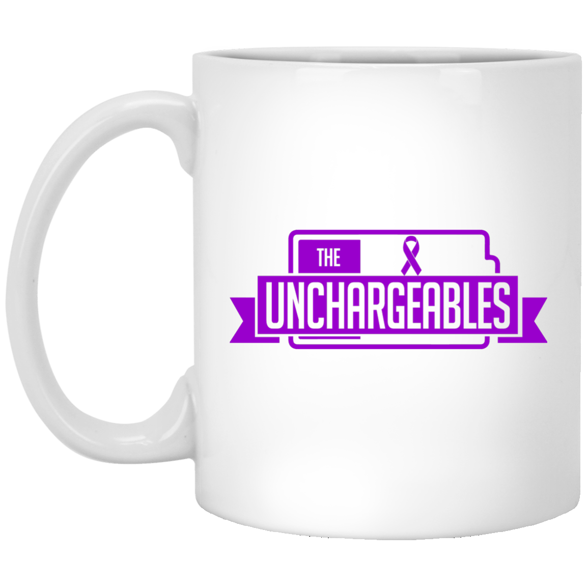 Accessories - The Unchargeables 11 Oz. Mug