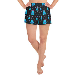 Addi the Addison's Disease & Adrenal Insufficiency Monster Pattern Shorts - The Unchargeables