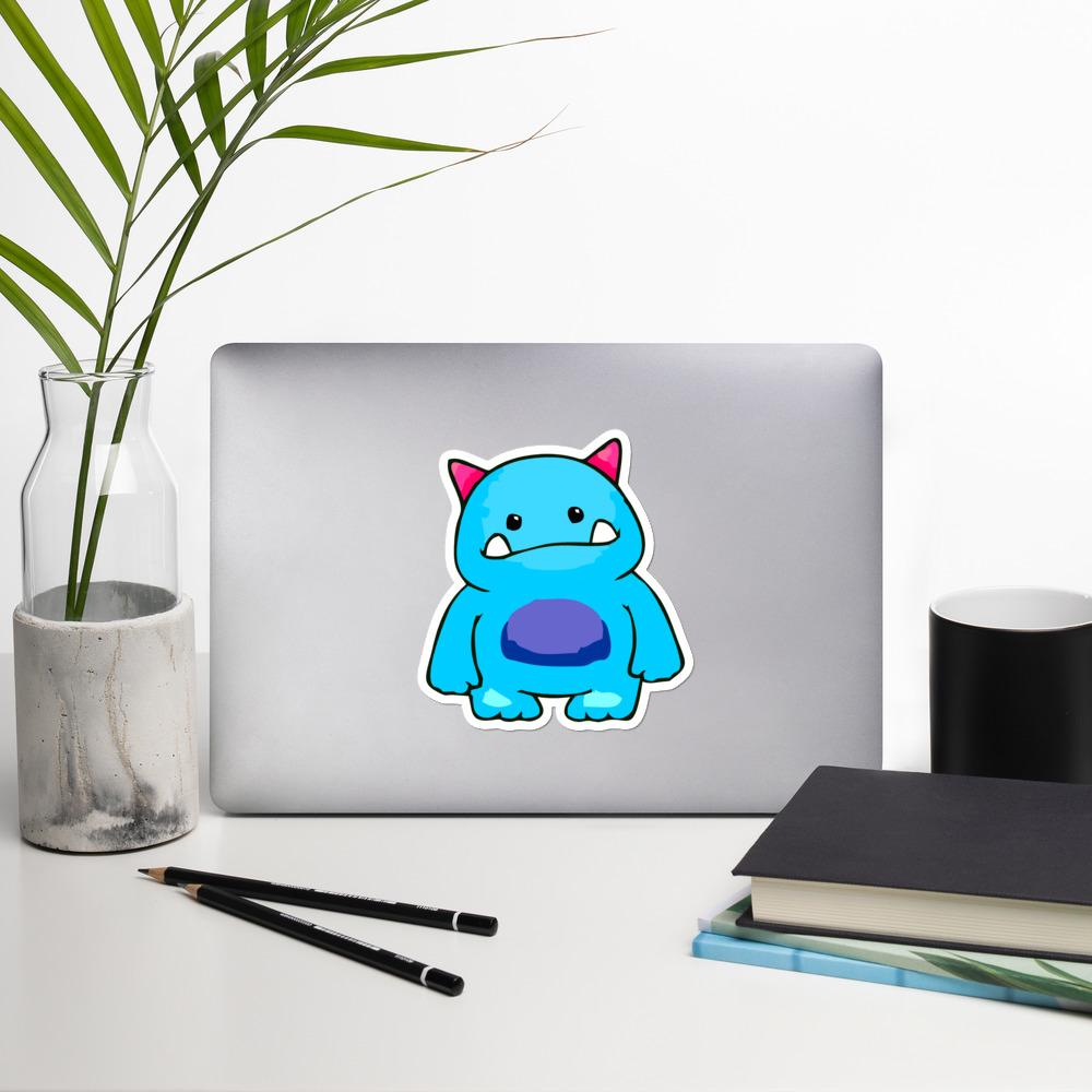 Addi the Addison's Disease Monster sticker - The Unchargeables