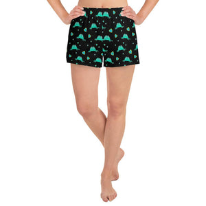Annie the Anxiety Monster Pattern Shorts - The Unchargeables